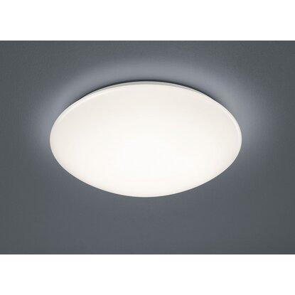 Reality Stropné LED svietidlo Putz biele 15 W plast EEK: A+