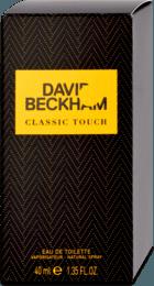 Toaletná voda Classic Touch, 40 ml