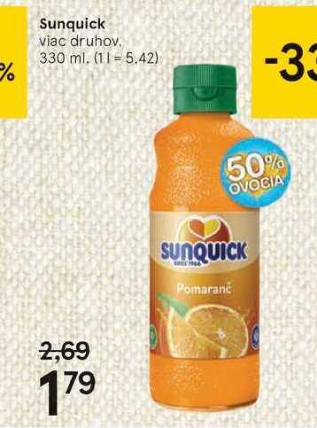 Sunquick, 330 ml