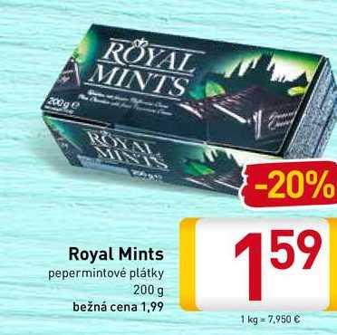 Royal Mints 200 g