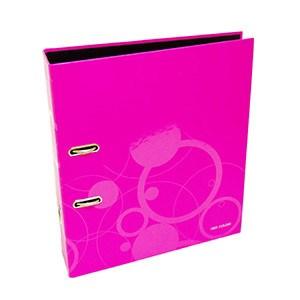 Zakladač Neo Colori pákový 8cm ružový 1ks