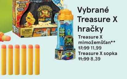 Treasure X sopka