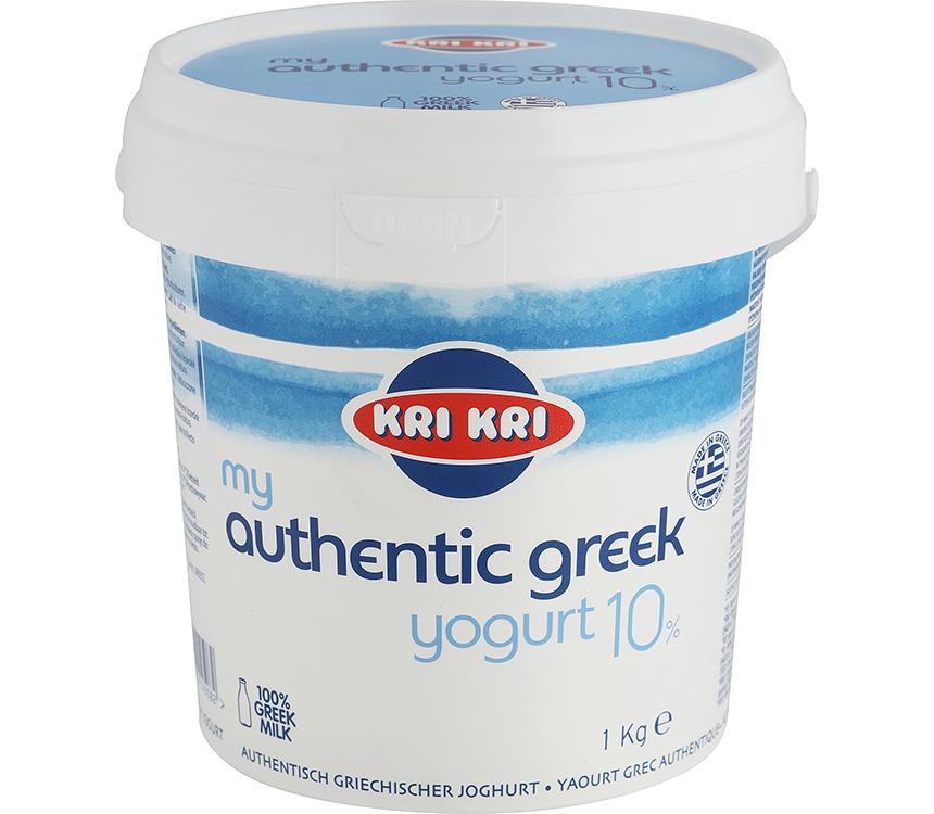 Grécky jogurt