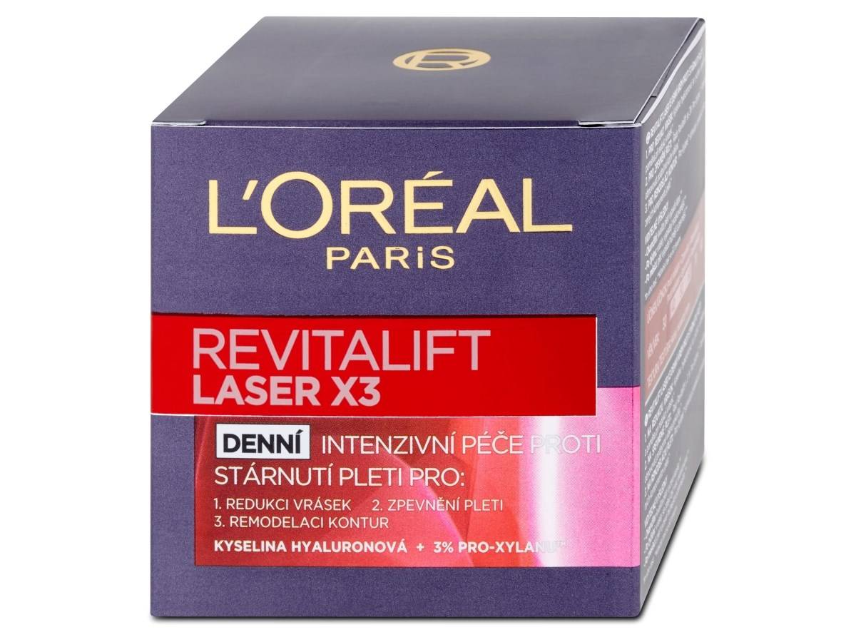 L'Oréal Revitalift laser denný krém 1x50 ml