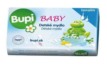 Bupi detské mydlo s lanolínom 1x100 g