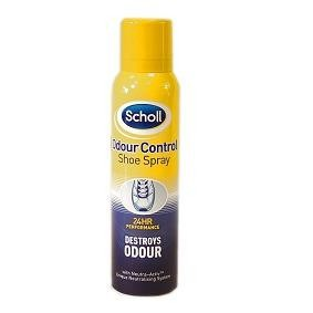 Scholl shoe sprej do obuvi 1x150 ml