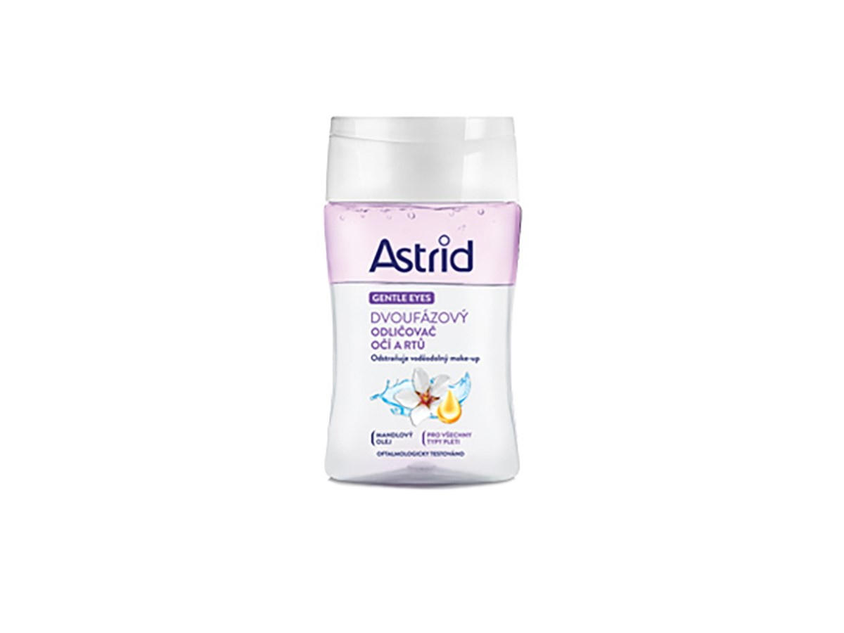 Astrid Gentle Eyes odličovač 1x125 ml