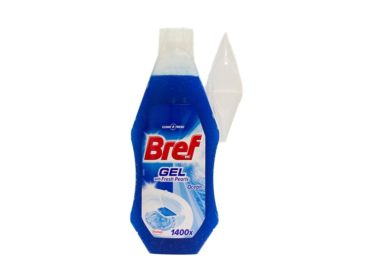 Bref WC gél Fresh Pearls Ocean 1x360 ml