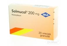 Solmucol 200 mg