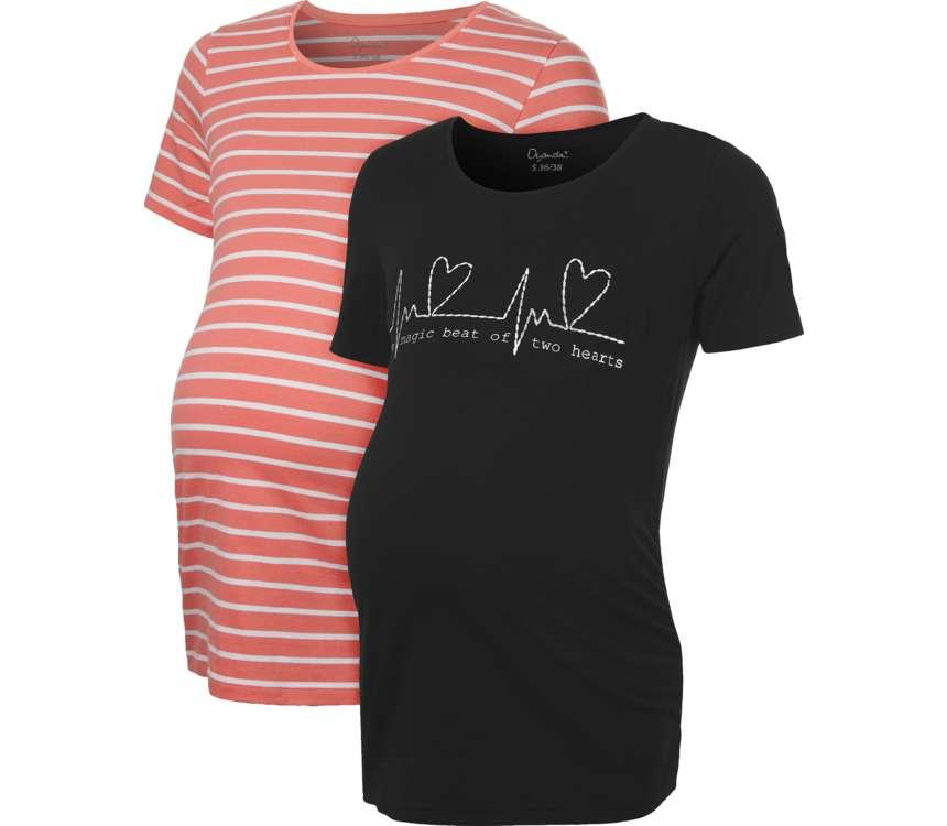 Tehotenské tričká