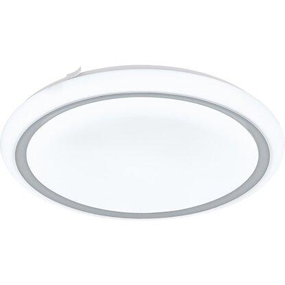 Eglo Stropné LED svietidlo Frantoio biela-chróm