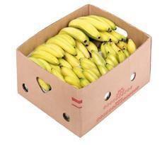 Banány 18+ zrelosť 4 čerstvé 1x18,14 kg kartón
