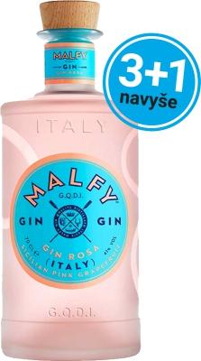 Malfy Gin Rosa 41% 0,70 L