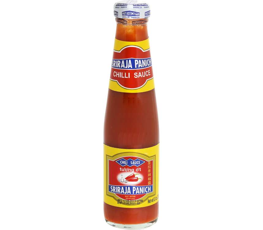 Chilli omáčka