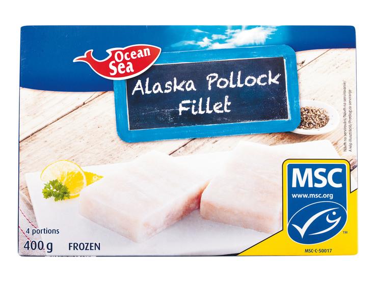 Aljašská treska