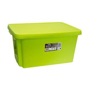 Box úložný Essentials 45l zelený Curver 1ks