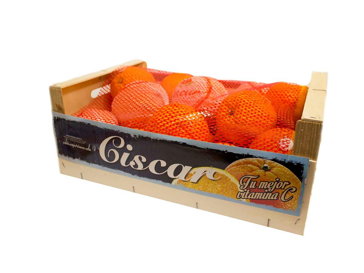 Pomaranče Lane Late 4/5 čerstvé 1x9,5 kg volné