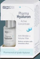 Pharma Hyaluron Active Concentrate koncentrát proti vráskam, 13 ml