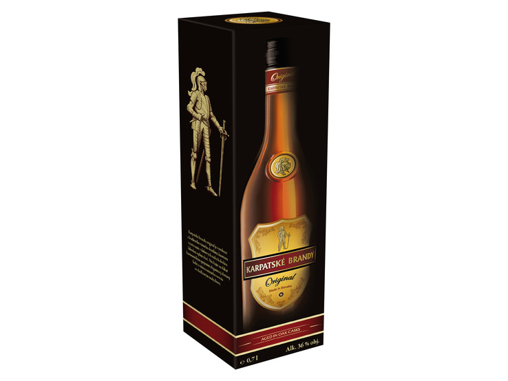 Karpatské Brandy Original