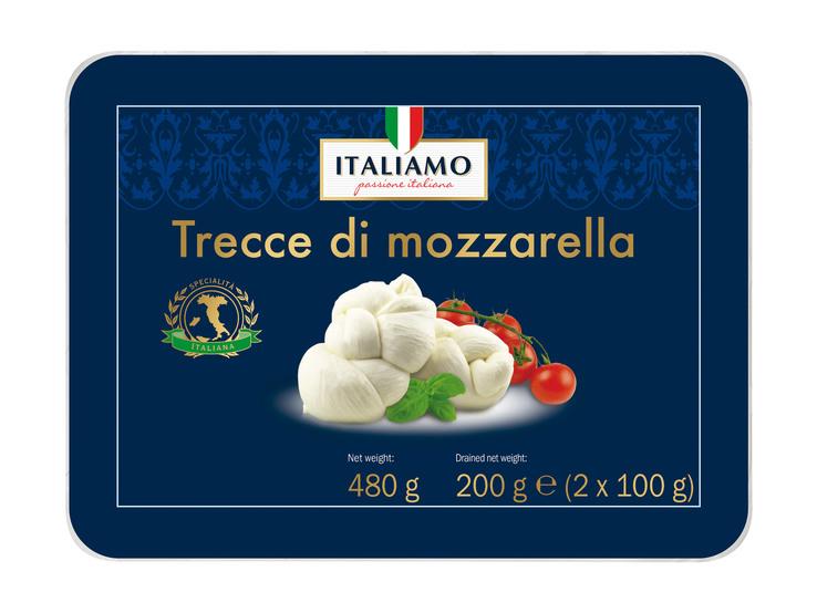 Trecce di Mozzarella