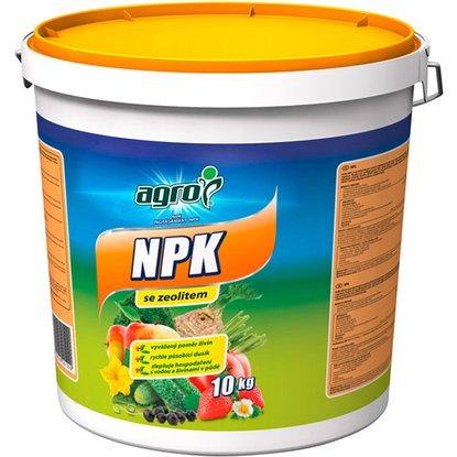 Agro Minerálne hnojivo NPK Synferta vedro 10 kg