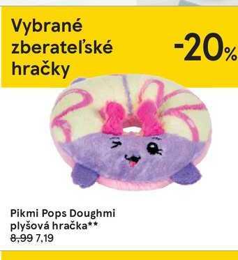 Pikmi Pops Doughmi plyšová hračka