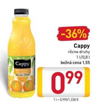 Cappy 1 l