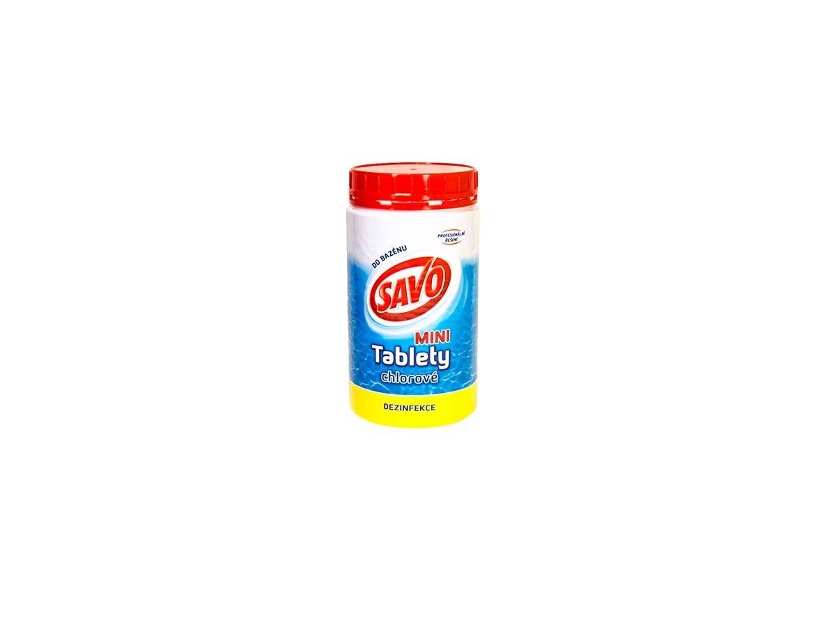 Savo Tablety mini 1x0,9 kg
