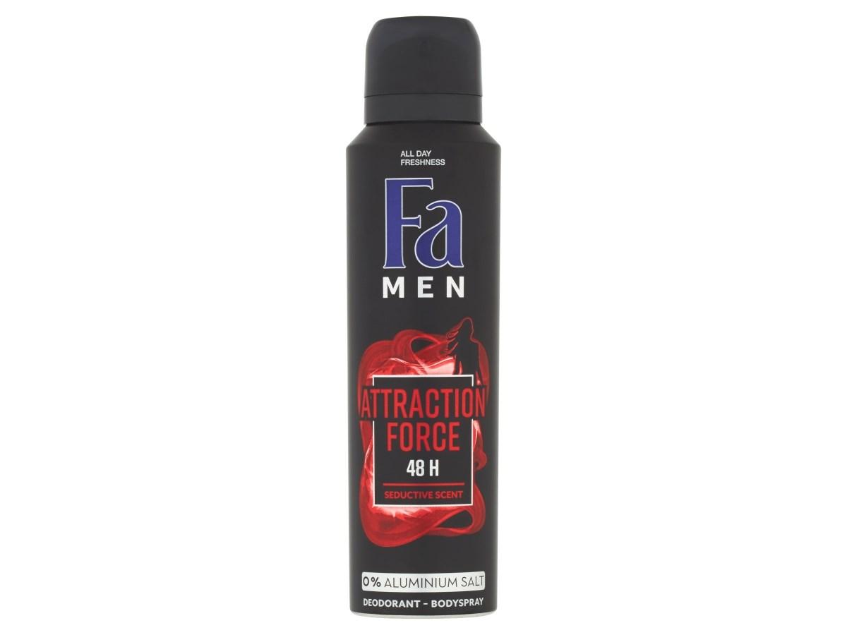 Fa Men Attraction Force dezodorant sprej pánsky 1x150 ml