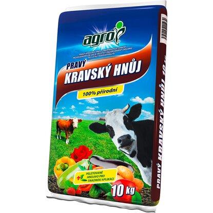 Agro Hnojivo kravský hnoj 10 kg