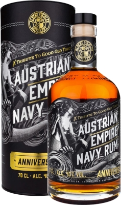 Austrian Empire Navy Rum Anniversary 40% 0,70 L