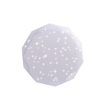 LED stropné svietidlo DIAMANT 555 x 73 mm