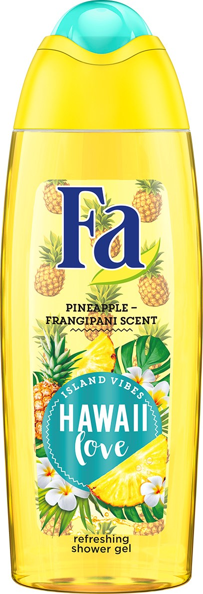 Fa Hawaii sprchový gél dámsky 1x250 ml