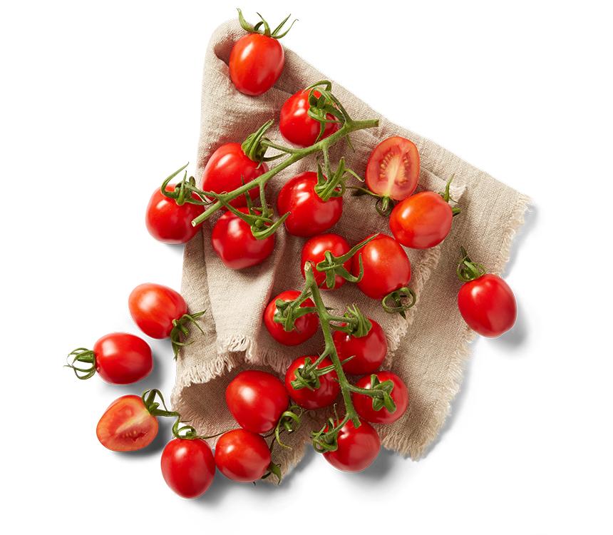Paradajky cherry strapcové Medulka