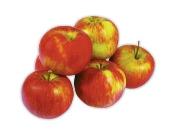 Jablká červené 1 kg