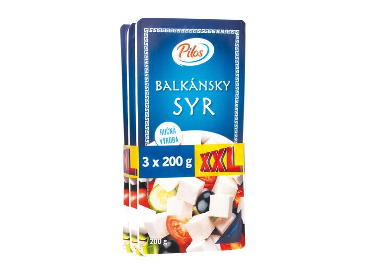 Balkánsky syr