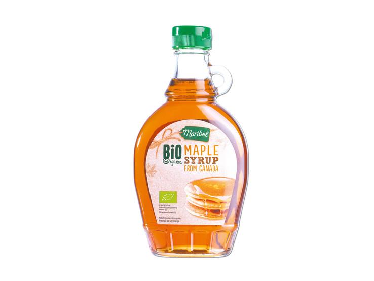 Bio javorový sirup