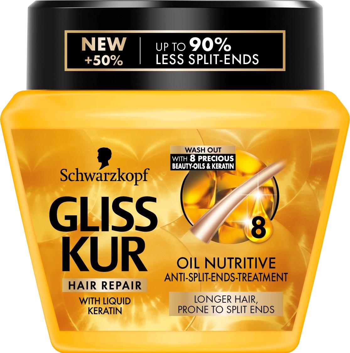 Gliss Kur maska oil nutritive 1x300 ml