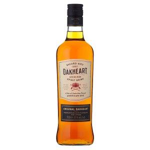 Bacardi Oakheart 700 ml