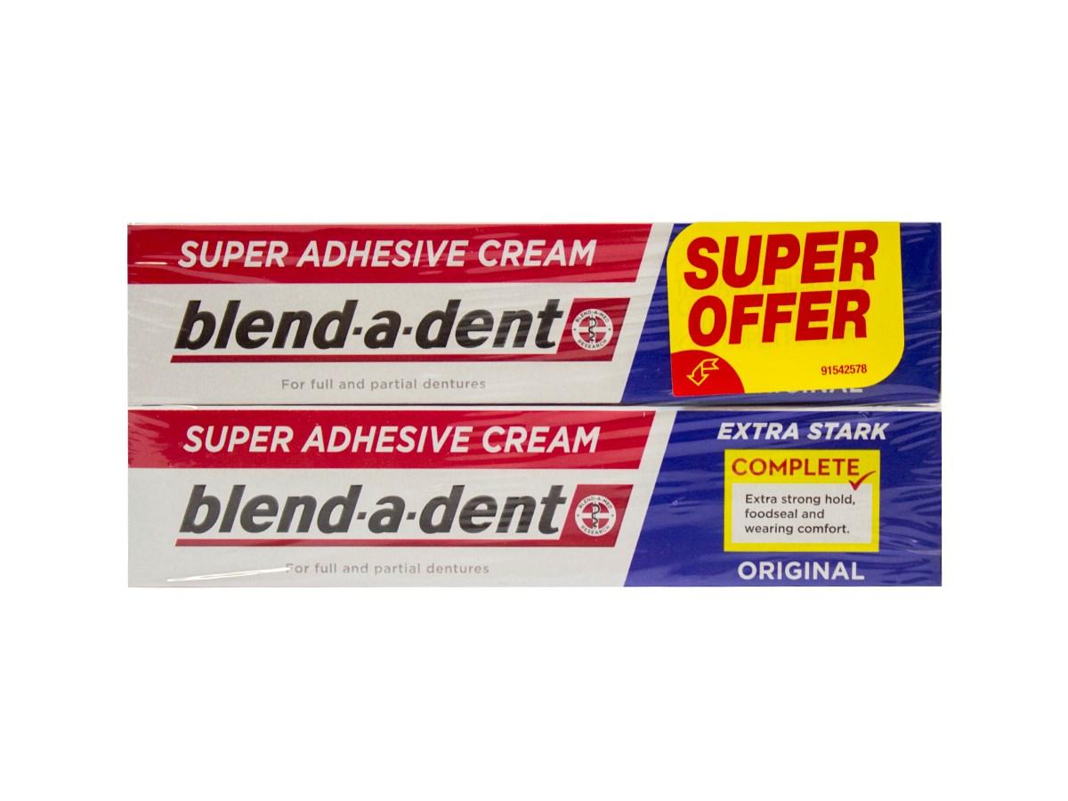 Blend A Dent Regular zubná pasta 2x47 g