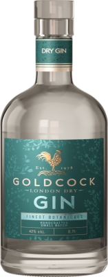 Gold Cock Gin 40% 0,70 L