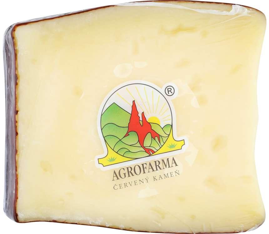 Tvrdý zrejúci syr