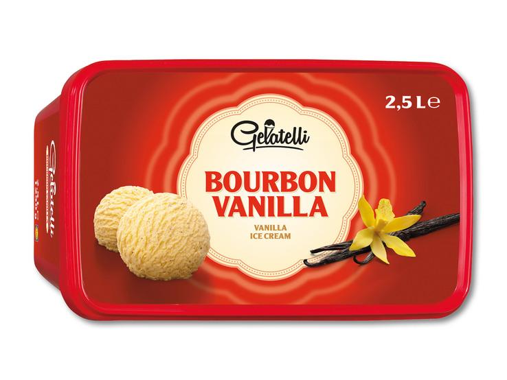 Zmrzlina vanilková
