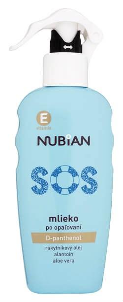 Nubian SOS mlieko po opaľovaní1x200 ml