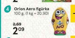 Orion Aero figúrka, 100 g