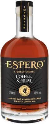 Ron Espero Coffee & Rum 40% 0,70 L