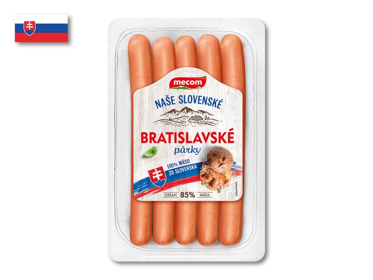 Bratislavské párky