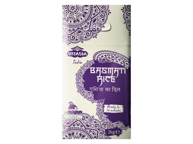 Basmati/Jazmínová ryža