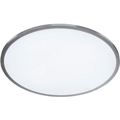 Wofi Stropné LED svietidlo Linox strieborné 20W