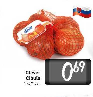 Clever Cibuľa  1 kg